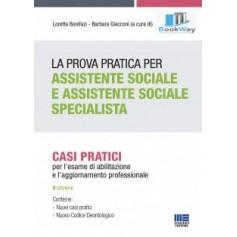 prova pratica per assistente sociale e assistente sociale specialista (la)