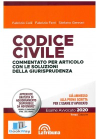codice civile 2020
