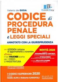 codice di procedura penale 2020