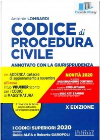 codice di procedura civile 2020