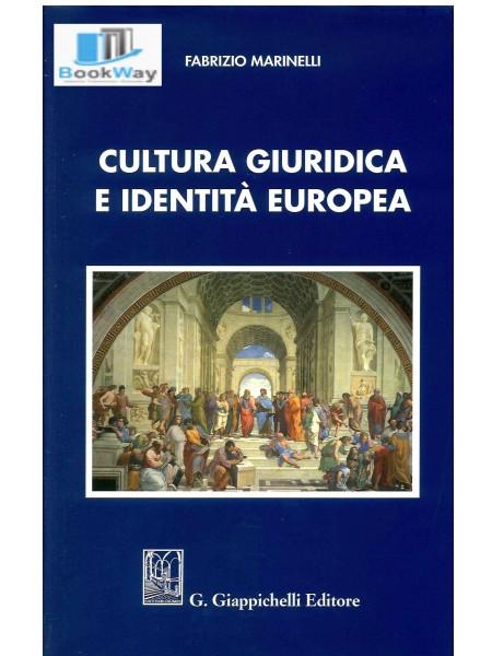 cultura giuridica e identitÀ europea