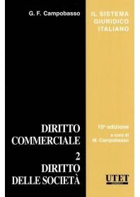 DIRITTO COMMERCIALE 2. DIRITTO DELLE SOCIETA'