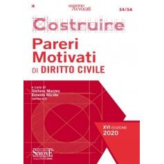 Costruire Pareri Motivati di Diritto Civile di Micillo, Mazzeo
