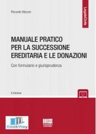manuale pratico per la successione ereditaria e le donazioni
