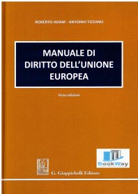 manuale di diritto dell'unione europea