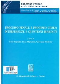 procedura penale e procedura civile
