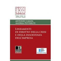 lineamenti di diritto della crisi e dell'nsolvenza dell'impresa