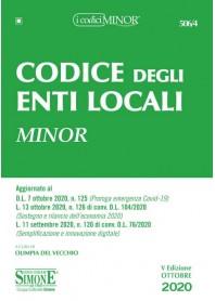 Codice degli Enti Locali di Del Vecchio