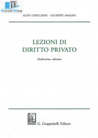 lezioni diritto privato