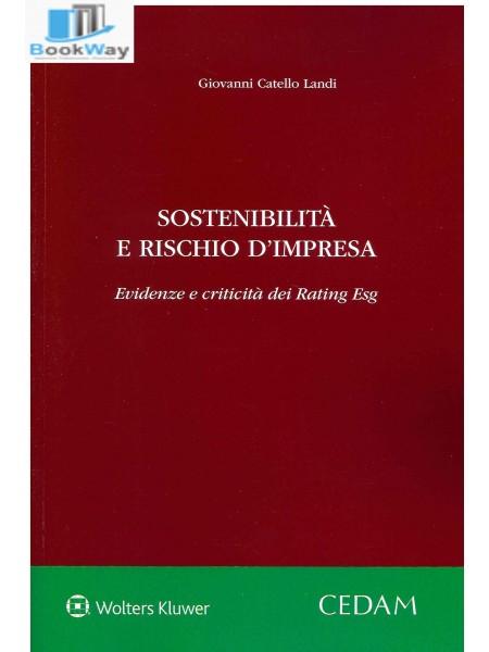 sostenibilita' e rischio d'impresa - evidenze e criticita' dei rating esg