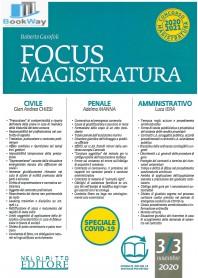 focus di magistratura 3-3 2020