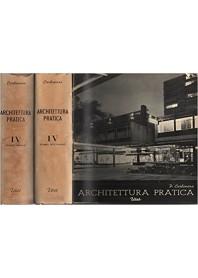 Architettura Pratica Vol.4 Tomo I e Tomo II di Carbonara