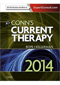 Conn's Current Therapy 2014 di Bope, Kellerman