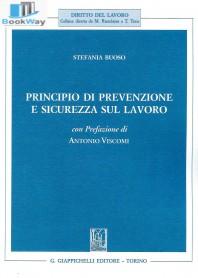 principio di prevenzione e sicurezza sul lavoro
