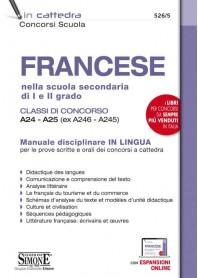 Francese nella Scuola Secondaria di I e II Grado