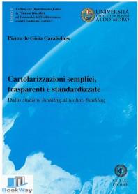 cartolarizzazioni semplici, trasparenti e standardizzate
