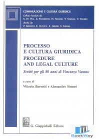 processo e cultura giuridica