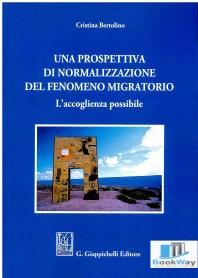 una prospettiva di normalizzazione del fenomeno migratorio