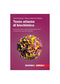 Testo Atlante di Biochimica di Koolman Roehm