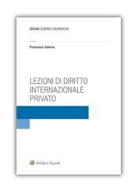 Lezioni di Diritto Internazionale Privato di Salerno