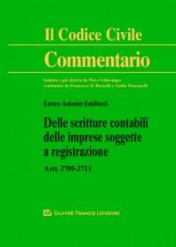 Dalle Scritture Contabili delle Imprese Soggette a Registrazione di Emiliozzi