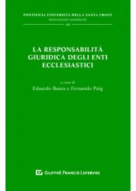 Responsabilità Giuridica degli Enti Ecclesiastici di Baura, Puig