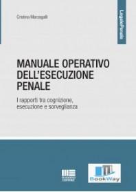 manuale operativo dell'esecuzione penale