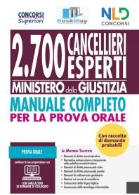 concorso 2700 cancellieri esperti