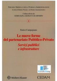 nuove forme del partenariato pubblico-privato. servizi pubblici e infrastrutture (le)