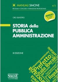 Storia della Pubblica Amministrazione di Silvestro