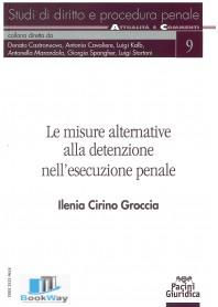 misure alternative alla determinazione nell' esecuzione penale