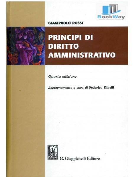 principi di diritto amministrativo