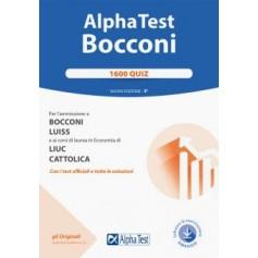 Alpha Test Bocconi Luiss Liuc 1600 Quiz