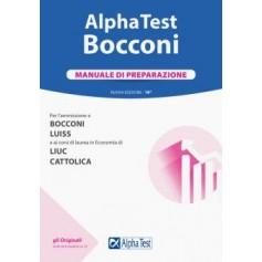 Alpha Test Bocconi Luiss Liuc Manuale