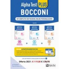 Alpha Test Plus Bocconi Luiss Liuc Kit