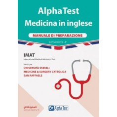 Alpha Test Medicina In Inglese IMAT Manuale