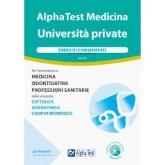 Alpha Test Cattolica, San Raffaele, Campus Biomedico Esercizi Commentati Medicina Odontoiatria Professioni Sanitarie