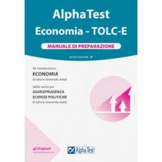 Alpha Test Economia Tolc-E Manuale