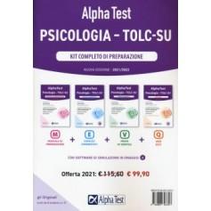 Alpha Test Psicologia TOLC-SU Kit