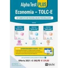 Alpha Test Plus Economia Tolc-E Kit