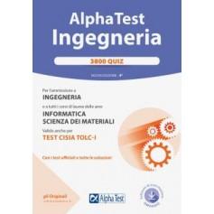 Alpha Test Ingegneria 3800 Quiz
