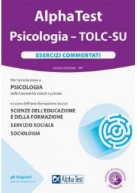 Alpha Test Psicologia TOLC-SU  Esercizi Commentati