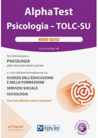 Alpha Test Psicologia TOLC-SU 4000 Quiz