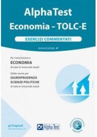 Alpha Test Economia Tolc-E Esercizi Commentati