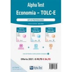 Alpha Test Economia Tolc-E Kit