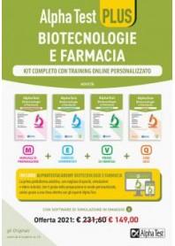 Alpha Test Plus Biotecnologie e Farmacia Kit