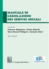 manuale di legislazione dei servizi sociali
