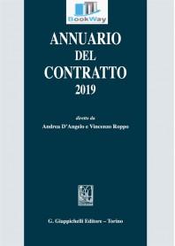 annuario del contratto 2019