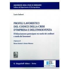 profili lavoristici del codice della crisi d'impresa e dell'insolvenza