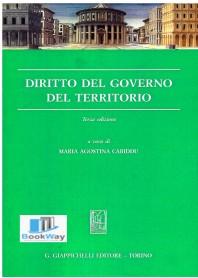 diritto del governo del territorio
